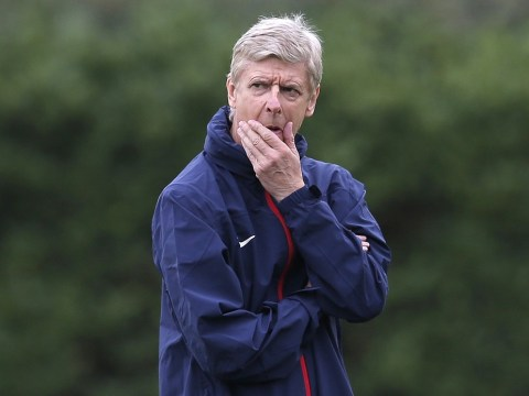 Arsene Wenger fears for Arsenal's fate in Champions League 'group of death'
