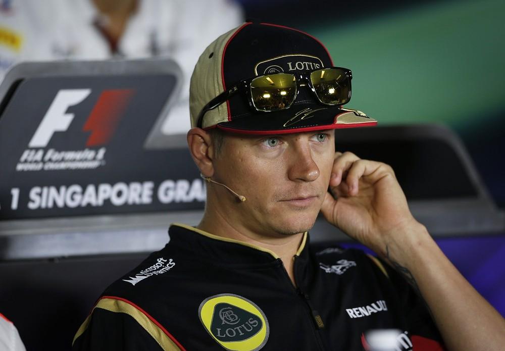 Kimi Raikkonen reveals Lotus' failure to pay his salary caused him to quit for Ferrari