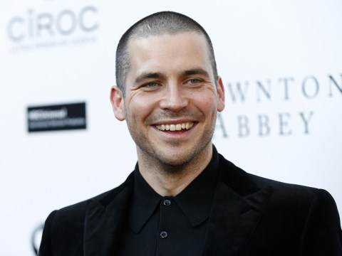 Downton Abbey's Rob James-Collier puts himself forward for Freddie Mercury biopic