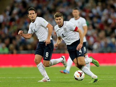 Steven Gerrard, Frank Lampard and Wayne Rooney's England records blasted by Ukraine captain Anatoliy Tymoshchuk