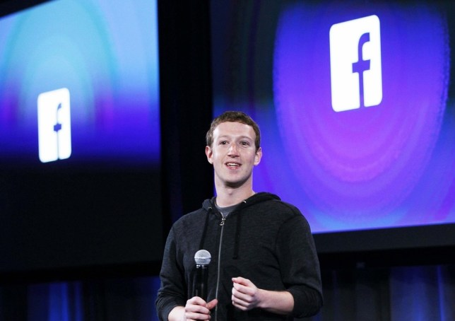Mark Zuckerberg, Facebook's co-founder and chief executive speaks during a Facebook press event in Menlo Park, California, in this file photo from April 4, 2013. Zuckerberg has enlisted Samsung Electronics Co Ltd,  Qualcomm Inc and four other companies for a project aimed at bringing Internet access to people around the world who cannot afford it, following efforts by Google Inc. REUTERS
