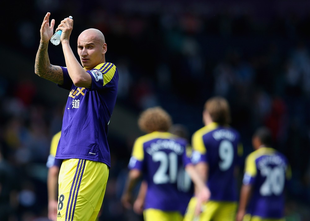 Jonjo Shelvey: I wasn't pushed out of Liverpool – Swansea was the right decision