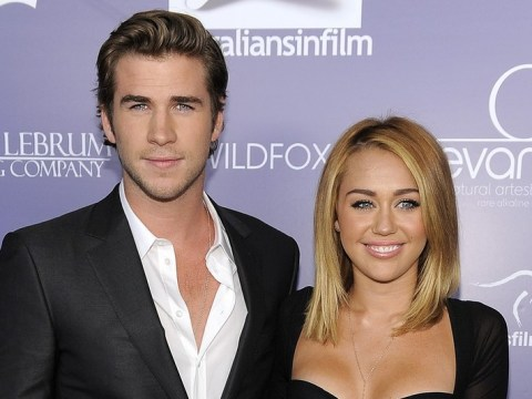 Liam Hemsworth spotted at club with Mexican beauty before Miley Cyrus split