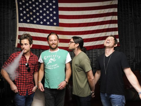 Kings of Leon's Mechanical Bull rides to the top of the charts
