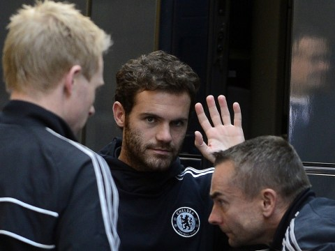 Chelsea's Juan Mata in talks with Paris St-Germain over £40m transfer