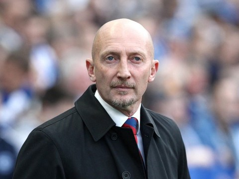 It will be all over by Christmas unless Ian Holloway can get a grip at Crystal Palace
