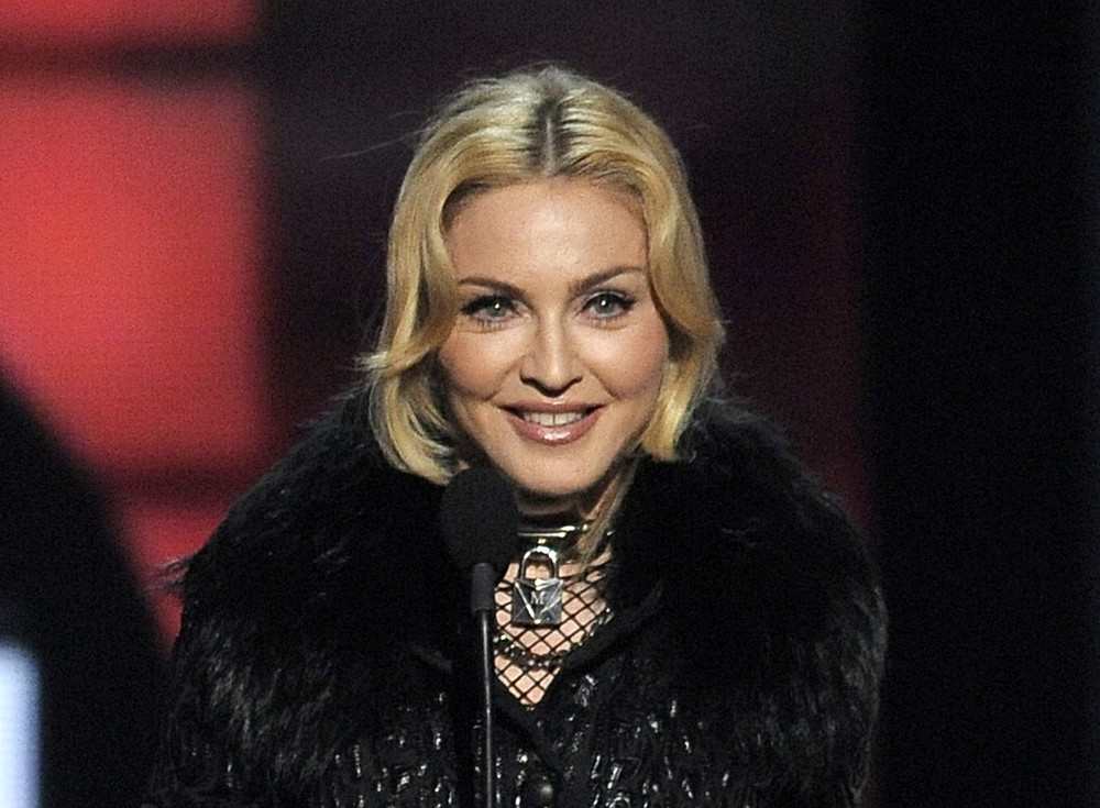 Madonna named highest earning musician of 2013 (Picture: Invision/AP)