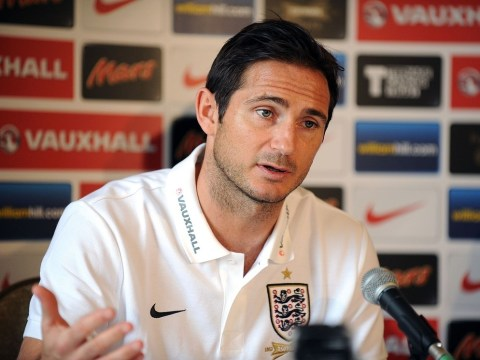 Frank Lampard can score in Kiev to mark England milestone in style