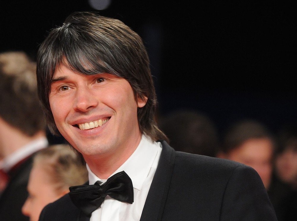 Professor Brian Cox tells Science Festival that time travel IS possible