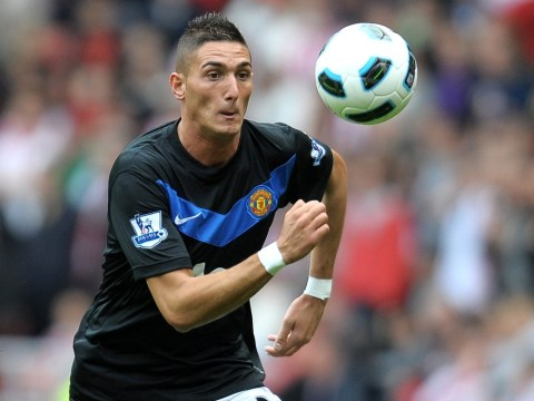 Manchester United's Federico Macheda set for one-month Doncaster loan