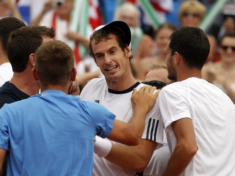 Davis Cup: Andy Murray beats Ivan Dodig to send Great Britain back into World Group
