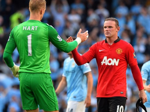 Wayne Rooney wanted city derby more than other Manchester United stars, says Pablo Zabaleta