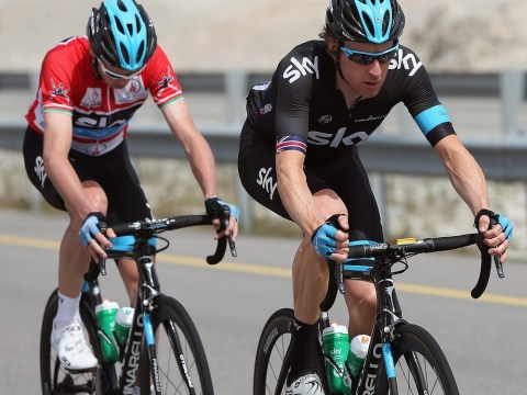 Sir Bradley Wiggins will help Chris Froome's world championship bid but denies they need to clear the air