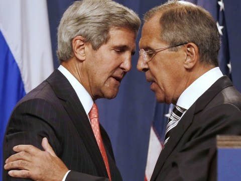 Syria: Barack Obama hails US-Russia deal over chemical weapons as 'concrete step'