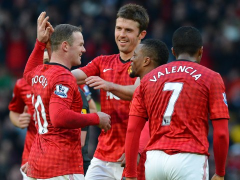 Wayne Rooney is still hungry for titles with Manchester United, says Michael Carrick