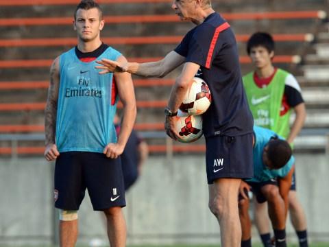 Jack Wilshere is new Zinedine Zidane despite doubters, says Arsene Wenger