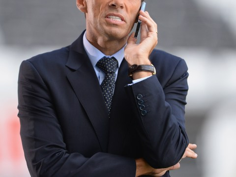 Gus Poyet set for Sunderland job after holding talks over succeeding Paolo Di Canio