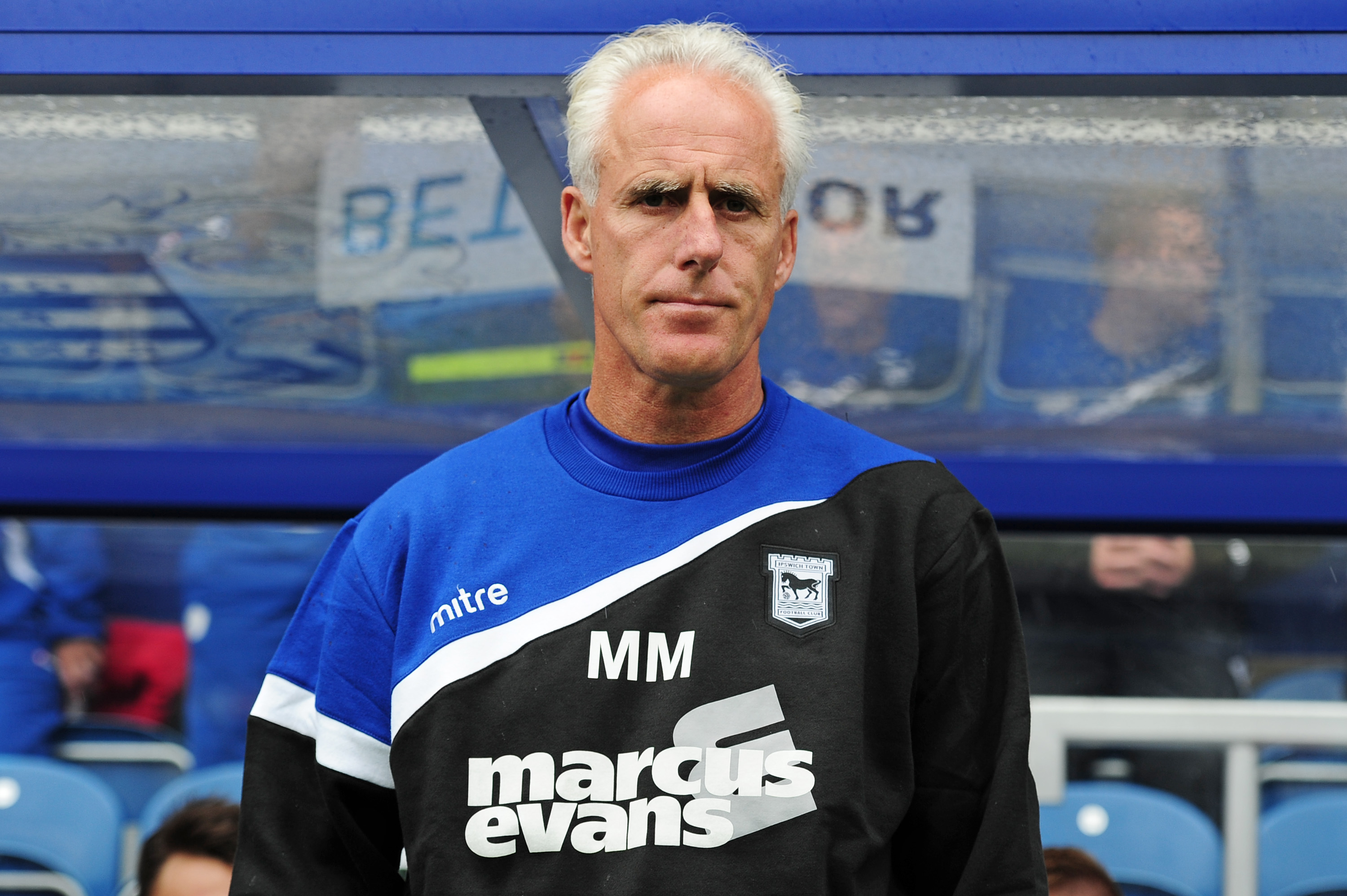 Mick McCarthy would be perfect for Republic of Ireland job, says FAI chief