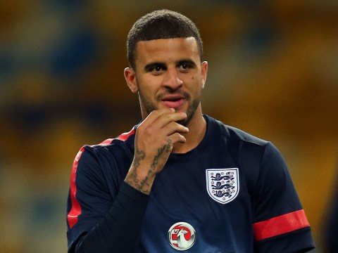 Kyle Walker: A telling off from my mum made me ditch 'hippy crack'