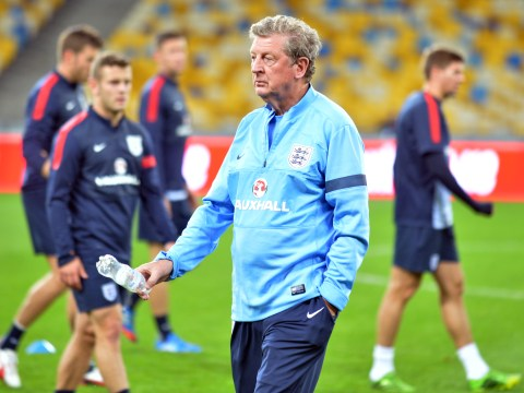 Roy Hodgson hails England's defensive options after draw with Ukraine