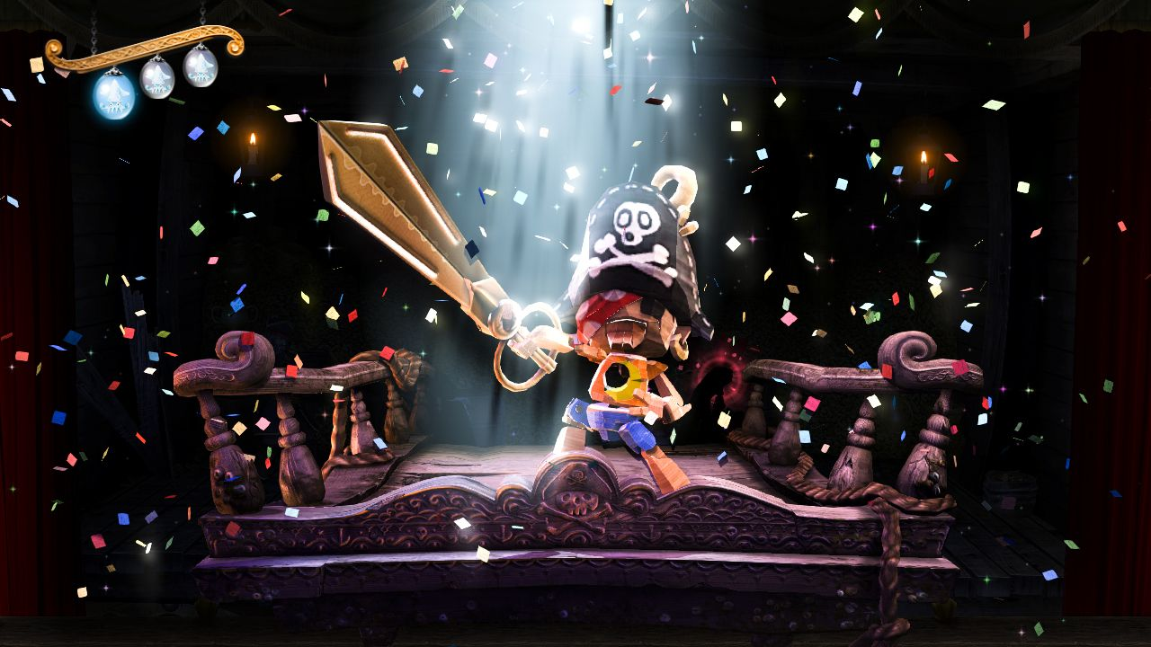 Puppeteer – it's certainly a lot better than Knack