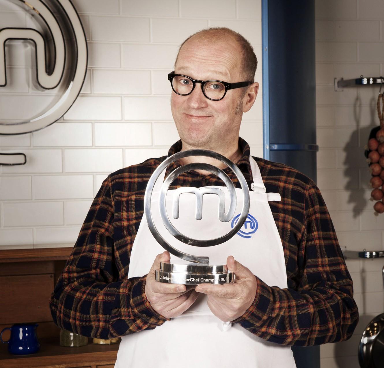 Ade Edmondson Celebrity Masterchef 2013 winner