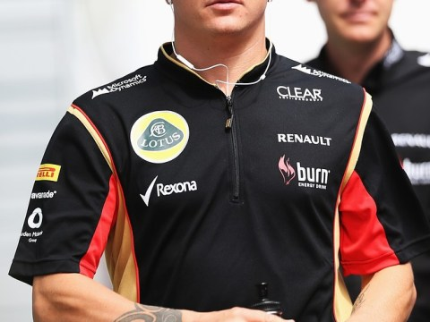 Kimi Raikkonen leaves Lotus feeling shafted as Twitter rabbit sex photo is posted on team's page following announcement of Ferrari move