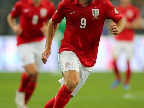 Southampton striker Rickie Lambert happy to fight for his England future