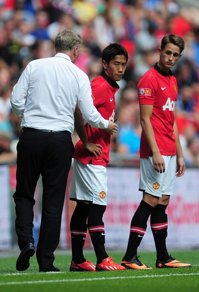 Shinji Kagawa dig at David Moyes bemuses Manchester United