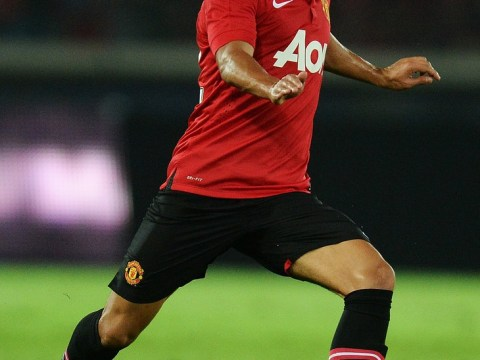 Fabio da Silva has no issue with battling twin brother Rafael for Manchester United first-team spot