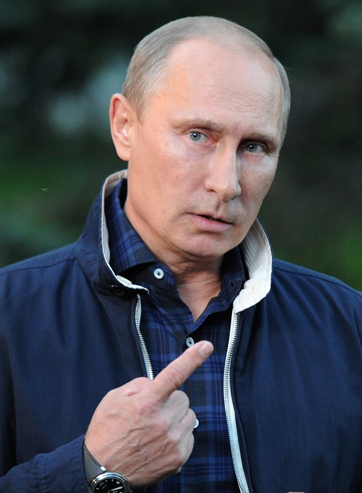 'Putin, you're a tosser': Tempers wearing thin in parliament
