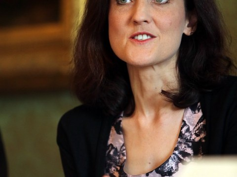 Suspected letter bomb addressed to Theresa Villiers found at Stormont Castle