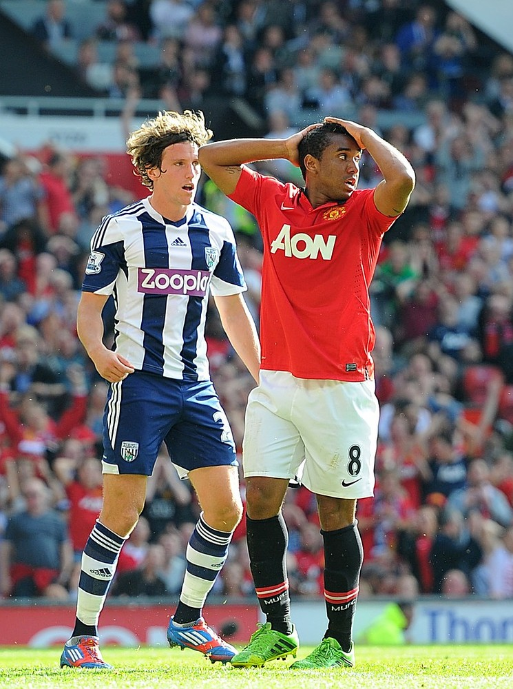 David Moyes should call time on Manchester United flop Anderson