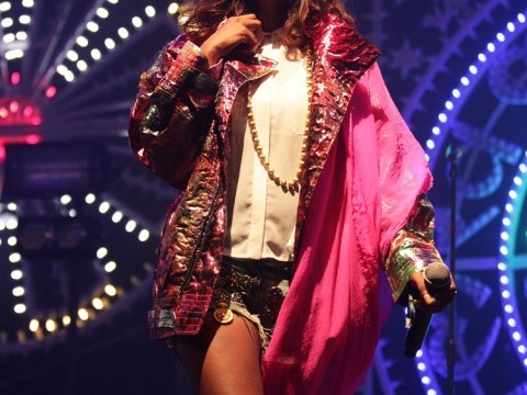 Bestival 2013 gets off to a hot start with M.I.A.