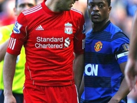 Luis Suarez racism row with Patrice Evra is being reignited by the media