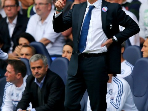 Andre Villas-Boas's Spurs are still a work in progress but may yet challenge for the Premier League title