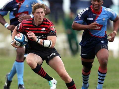 Try machine David Strettle thanks Saracens team-mates for his top scoring form