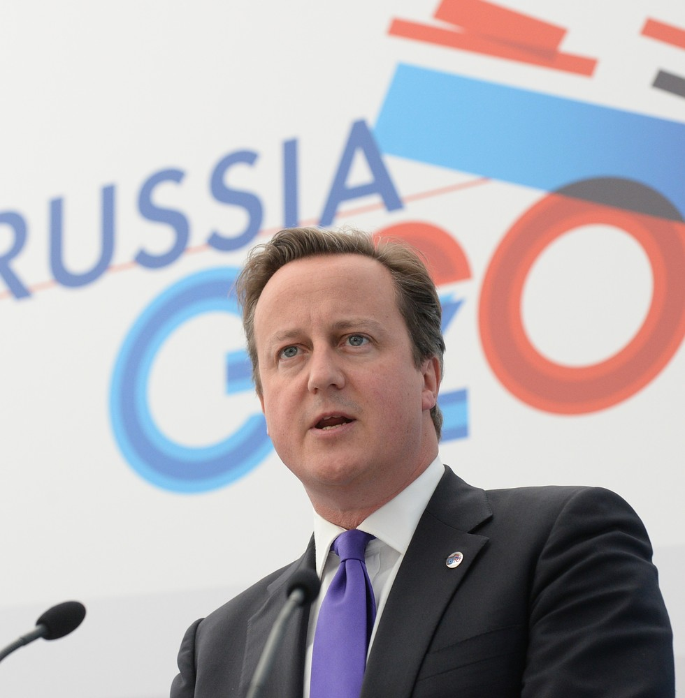 Cameron: We cannot 'contract out our morality,' as countries still as loggerheads at G20