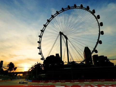 Gallery: F1 Grand Prix of Singapore 2013 – Practice