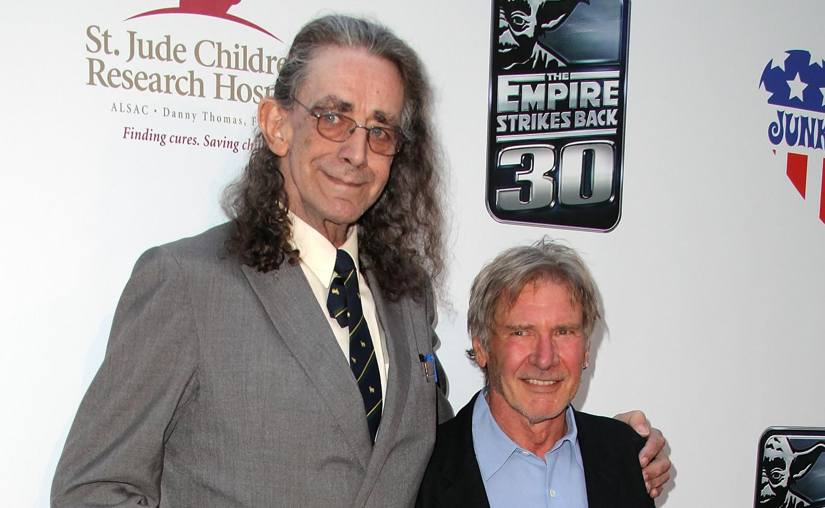 Original Chewbacca actor Peter Mayhew wants role in Star Wars Episode 7