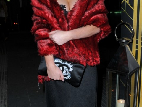 Image overhaul: Helen Flanagan channels Hollywood glam on Manchester night out