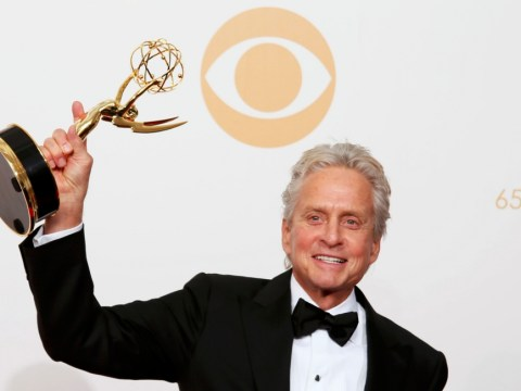 Michael Douglas tells Emmys: Catherine and I are working things out