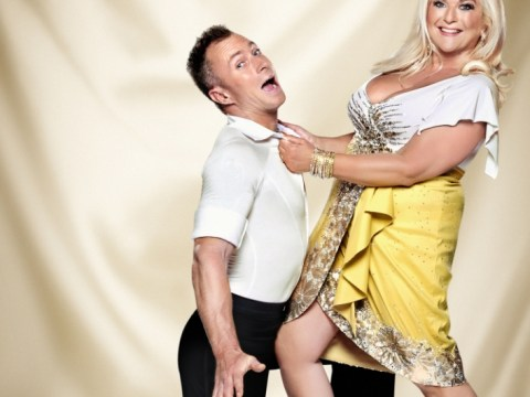Vanessa Feltz: Strictly Come Dancing is tough for a fat person like me
