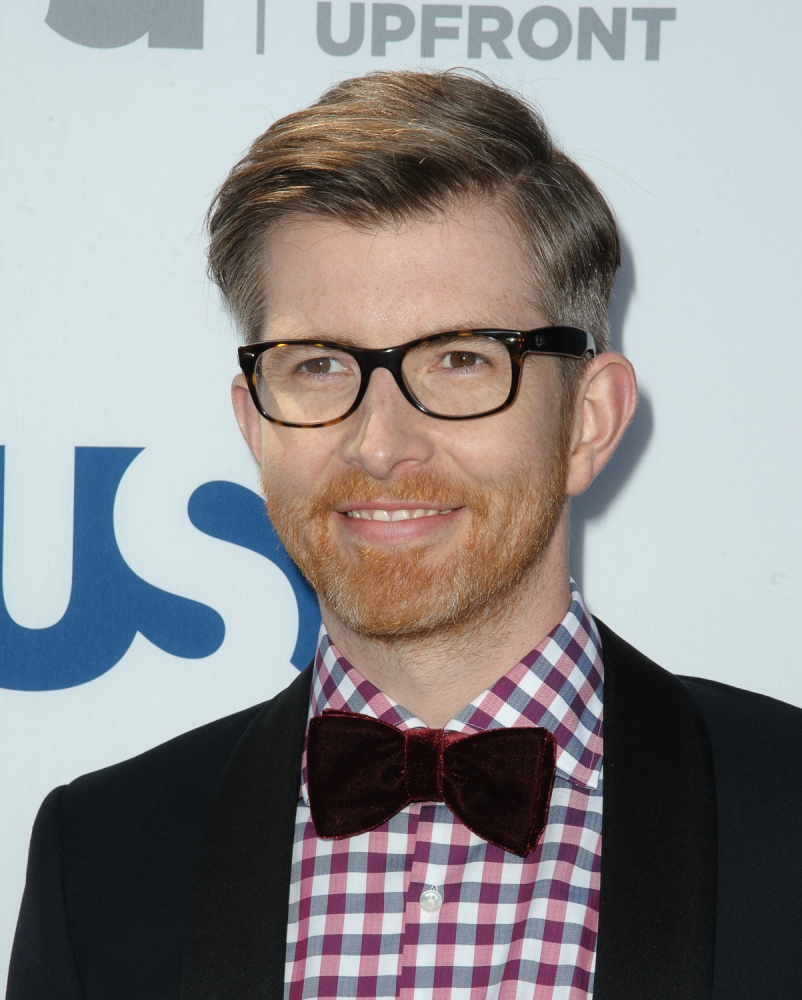 NEW YORK, NY - MAY 16:  Gareth Malone attends USA Network 2013 Upfront Event at Pier 36 on May 16, 2013 in New York City.  (Photo by Dave Kotinsky/Getty Images)