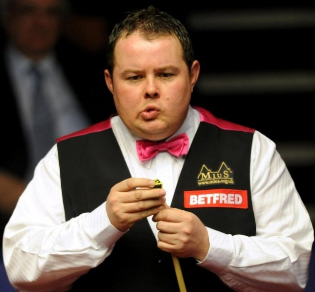 File photo dated 22/04/2010 of England's Stephen Lee. PRESS ASSOCIATION Photo. Issue date: Tuesday September 24, 2013. Stephen Lee is facing up to the possibility of a lifetime ban from snooker later today when he receives his punishment after being found guilty of match-fixing last week. See PA story SNOOKER Lee. Photo credit should read: Andrew Matthews/PA Wire