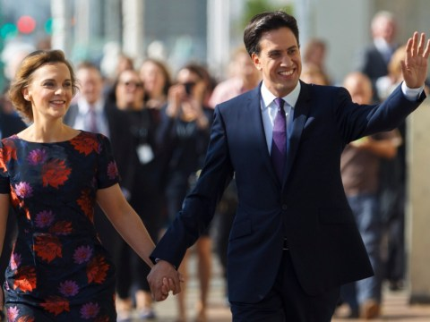 Justine Miliband 'stuns' with dress at Labour party conference