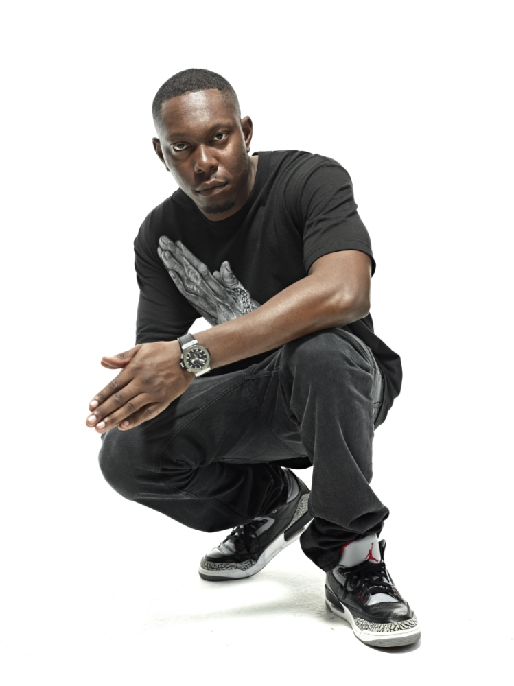 Dizzee Rascal is comfortable with his success (Picture: supplied)