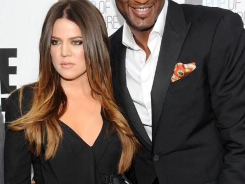 Lamar Odom admits he's in a 'dark' place as he hails Kardashian clan