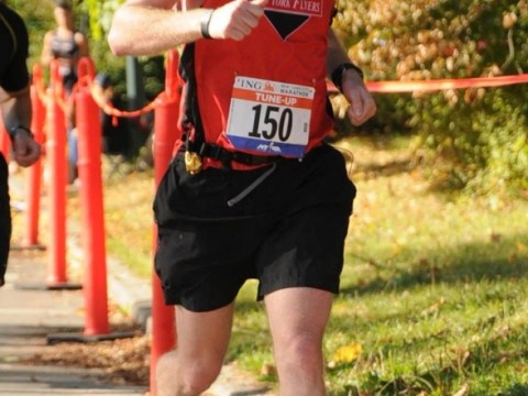 British marathon runner struck with brick in NYC mugging