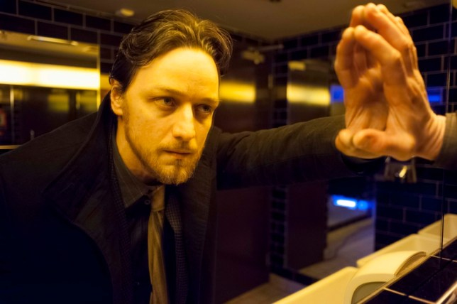 James McAvoy is sensational in Filth (Picture: Supplied)